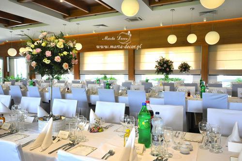 1.Restauracja Zacisze -sala weselna