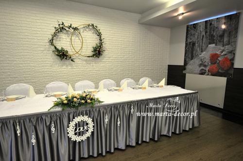 1 Hotel Walewscy Sala weselna