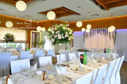 9. Restauracja Zacisze sala weselna