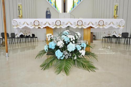 bukiet kościół św.Kingi Kowale