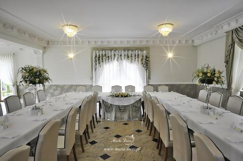sala weselna Kryształowy Dworek