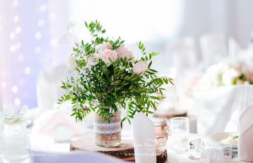 stół gości